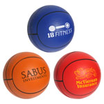 Basketball Slow-Release Stress Reliever