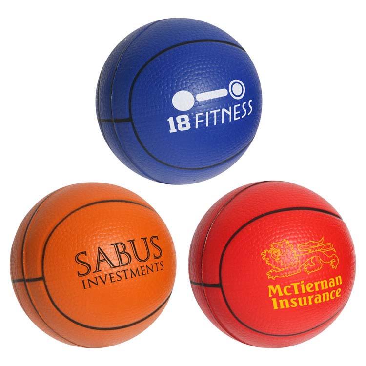 Balle anti-stress lente ballon de Basketball