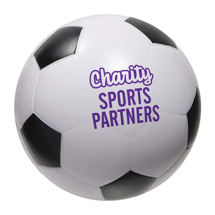 Balle anti-stress lente ballon de soccer