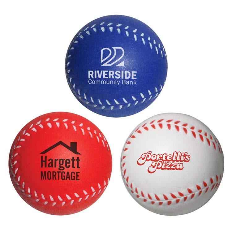 Balle anti-stress lente baseball