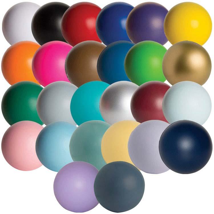 Color Stress Balls