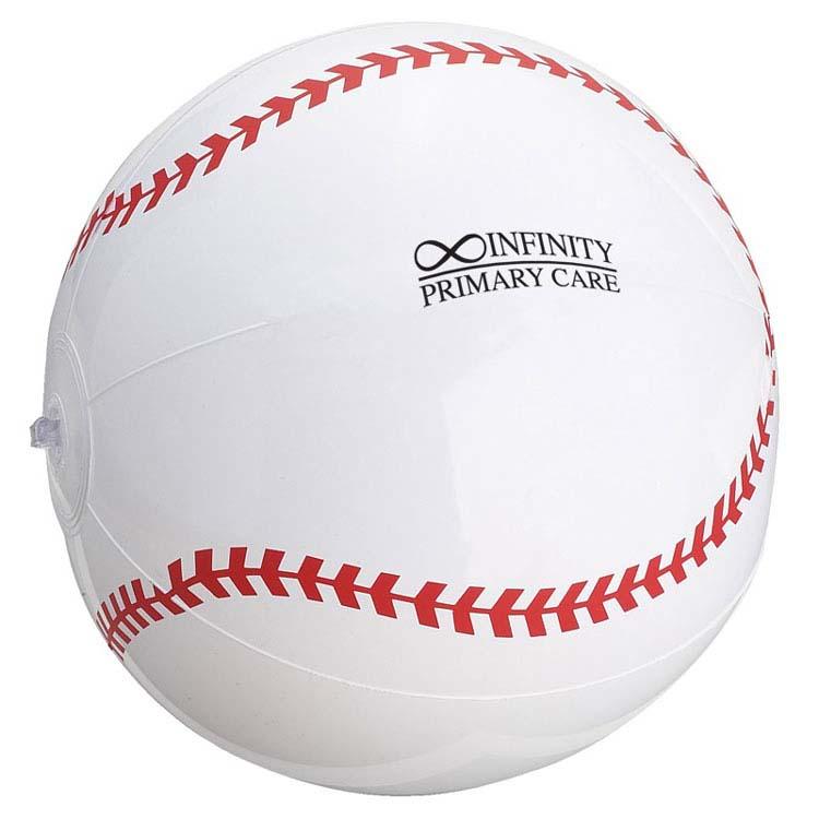 Ballon de plage balle de baseball 14 pouces