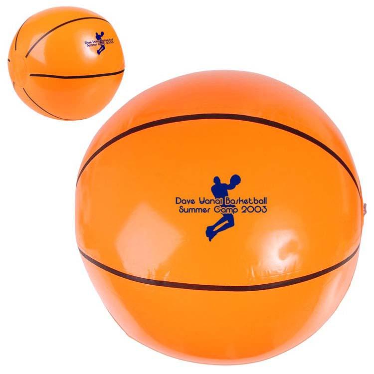 Ballon de plage basketball 14 pouces