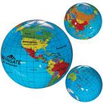 Global Beach Ball 14 inch