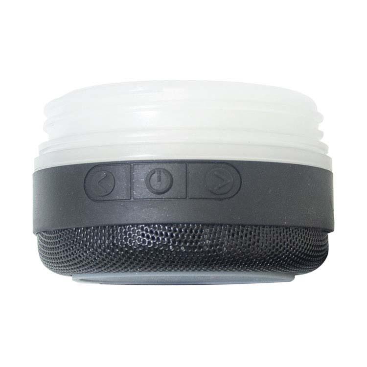 Bouteille avec haut-parleur intégré Sound Tide #2