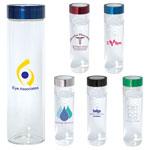 Single Wall Glass Water Bottle 20 oz
