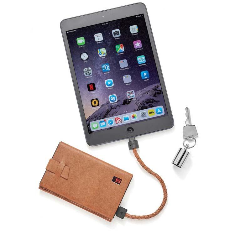 Câble de transfert de données et rechargement 2-en-1 et porte-clés Nathan #4