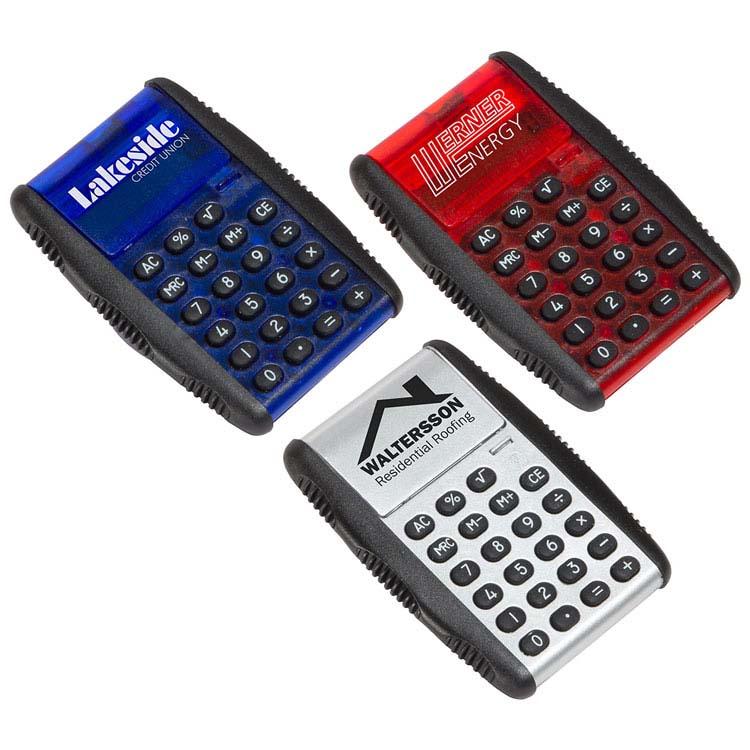 Calculatrice à deux positions Grip and Flip