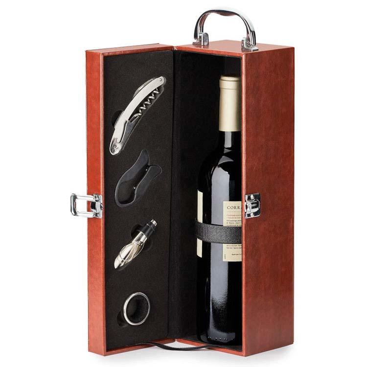 Coffret à accessoires à vin Fabrizio #2