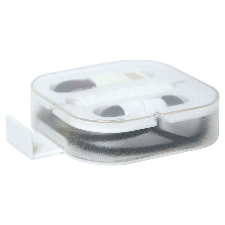 Écouteurs avec boîtier et support à cellulaire Audioholic #3