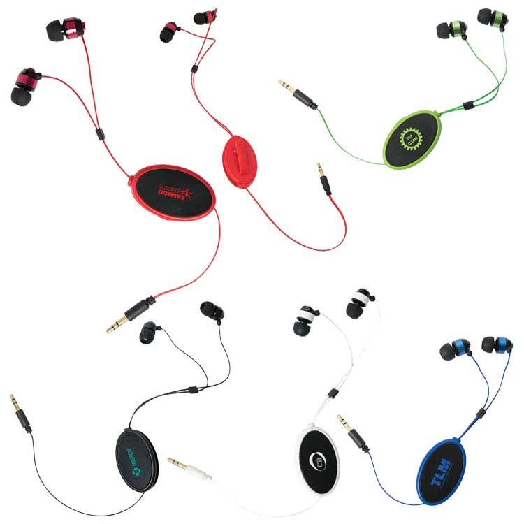 Écouteurs rétractables Bathurst Street