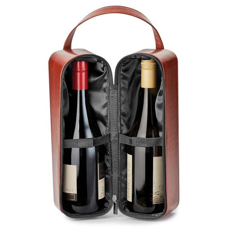 Fabrizio Dual Wine Carrying Case #2