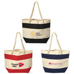 Laval 12 oz. Cotton Tote Bag