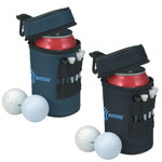 Golf Player's Cooler Can