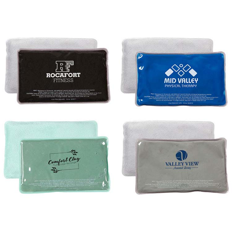 Grand pack chaud/froid rectangulaire ComfortClay