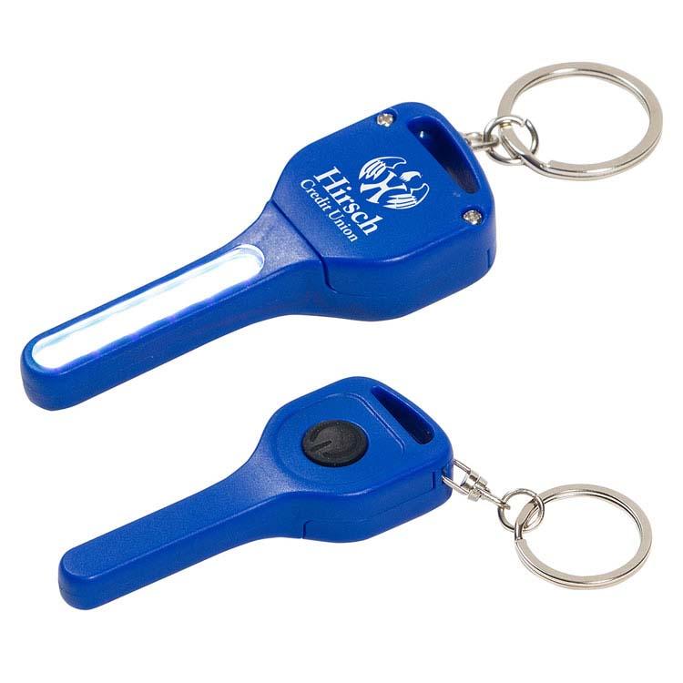 Lumière de sécurité porte-clés COB #3