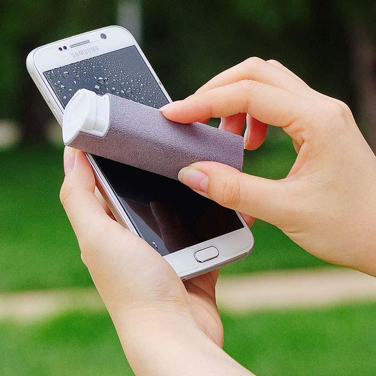 Nettoyeur d'écran en microfibre avec vaporisateur #3