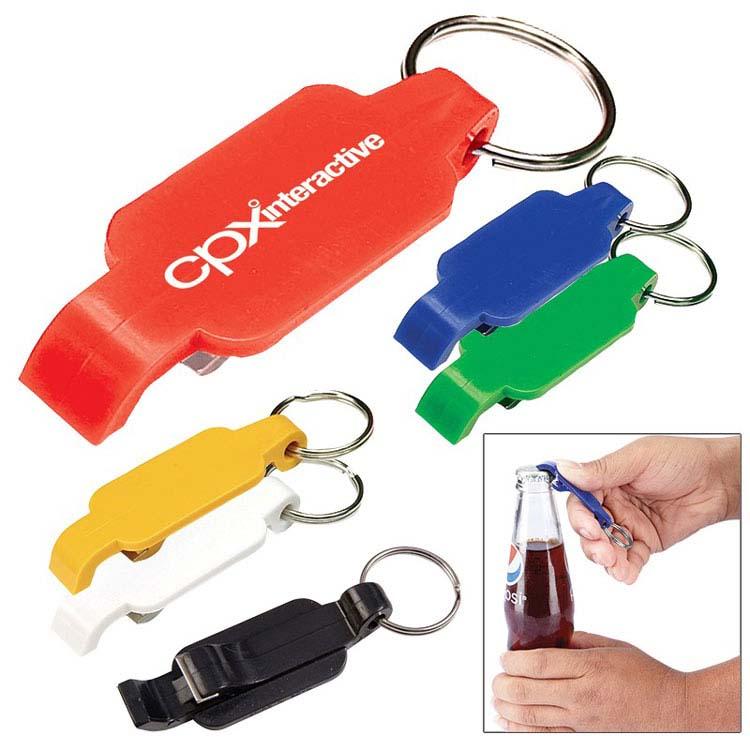 Ouvre-bouteille porte-clés