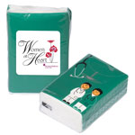 Mini Tissue Packet Doctor and Nurse