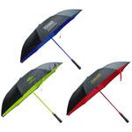 Parapluie réversible bicolore Skyline
