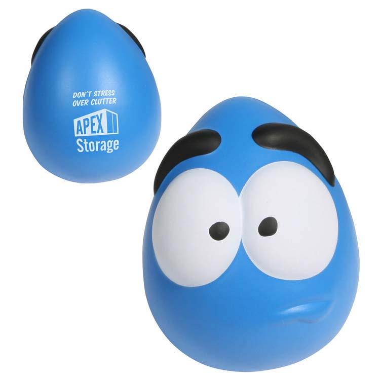 Funny Guy Stress Reliever - Stressed