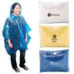 Plastic Disposable Poncho