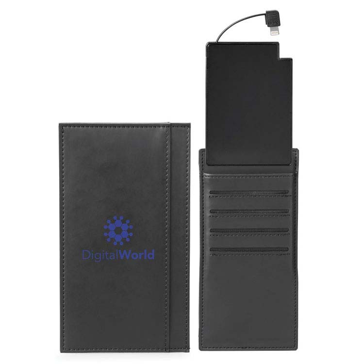 Donald RFID Power Cardholder #2