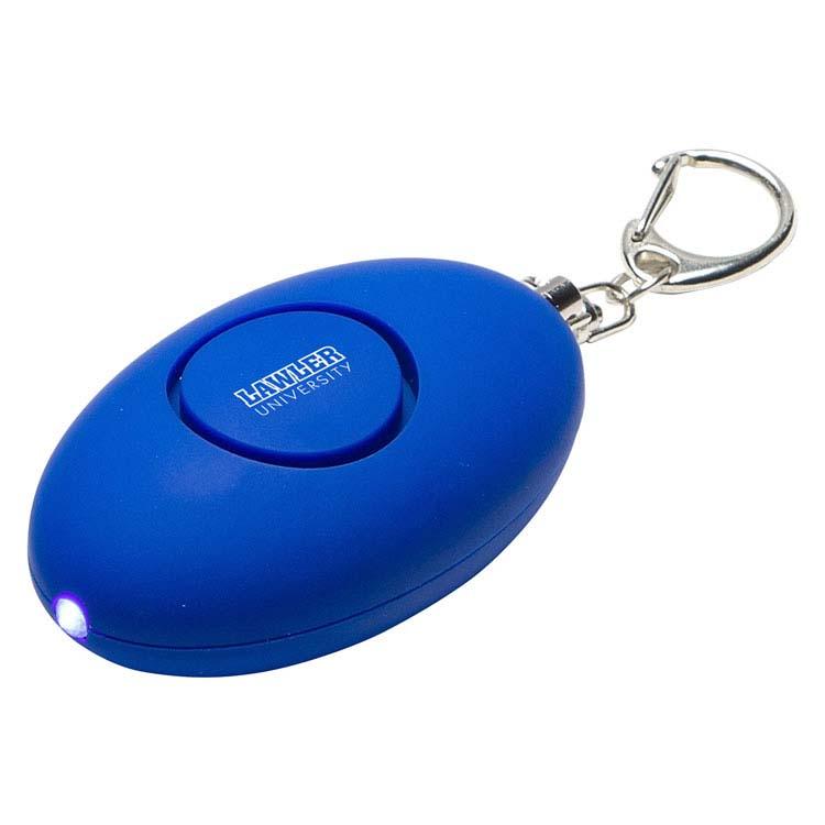 Porte-clés DEL avec alarme