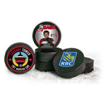 Official Hockey Puck Made in Canada