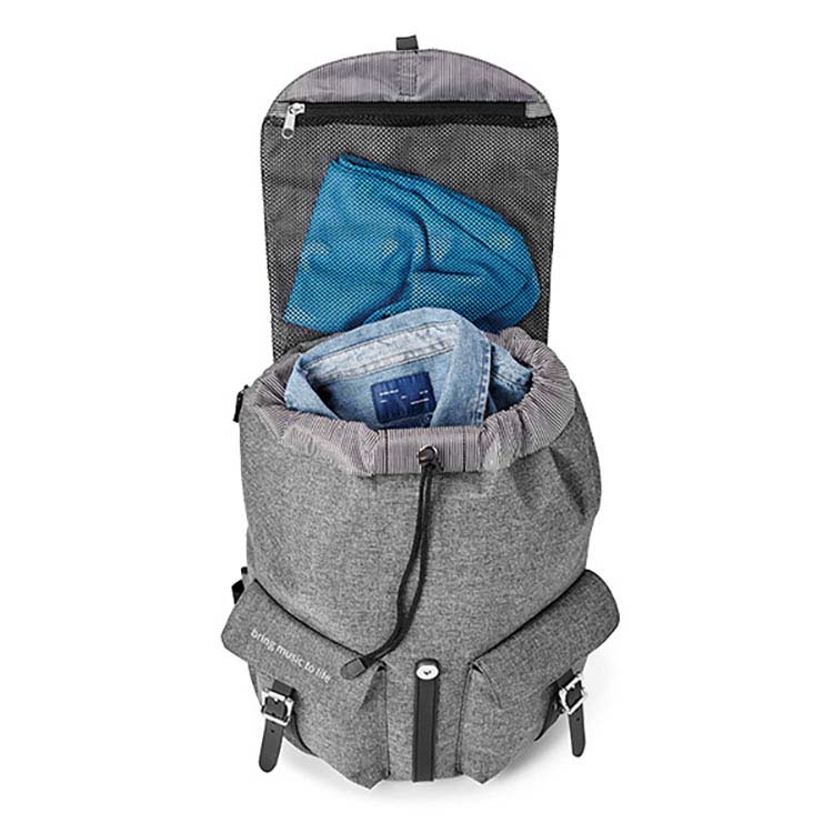 Nomad Must Haves Flip-Top Easy-Access Backpack #2