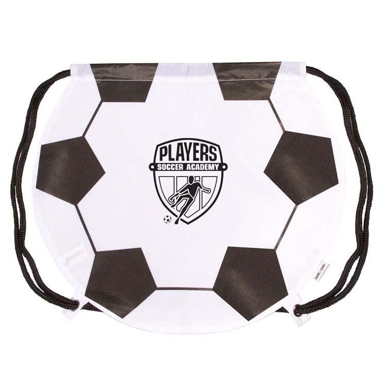 Sac à dos à cordon soccer