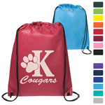 Non-Woven Drawstring Cinch-Up Backpack