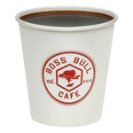 Tasse en carton 10 oz. promotionnelle