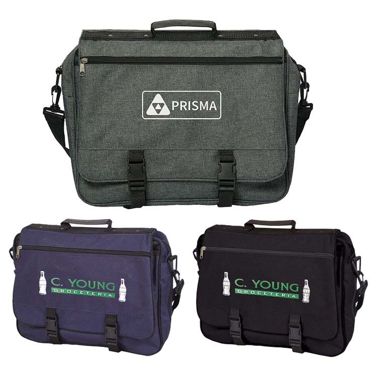 Polyester And PVC Business Brief Case