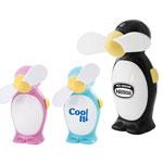 Ventilateur en forme de pingouin