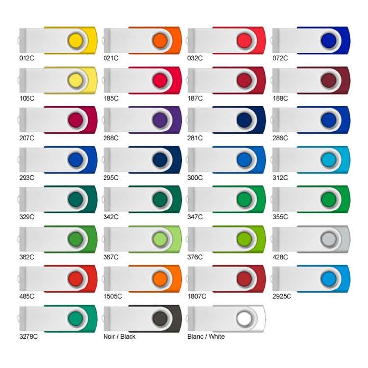 Clé USB pivotante #2