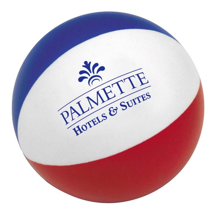 Ballon de plage anti-stress