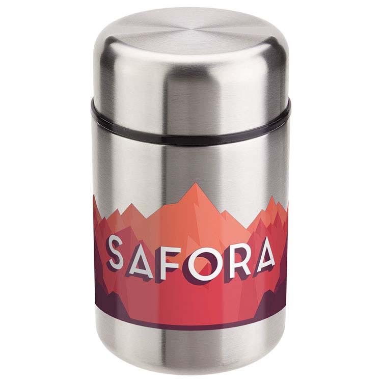 Boîte métallique isolée sous vide 13 onces Safora
