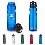 Columbia 25 fl oz Tritan Water Bottle with Straw Top