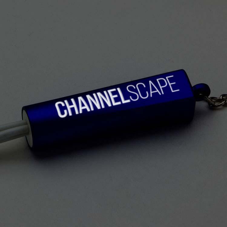 Câble de recharge Trey lumineux 3-en-1 avec porte-clés #2