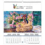 Les Impressionnistes Calendar