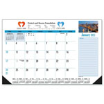 Desk and Counter Calendar Pad