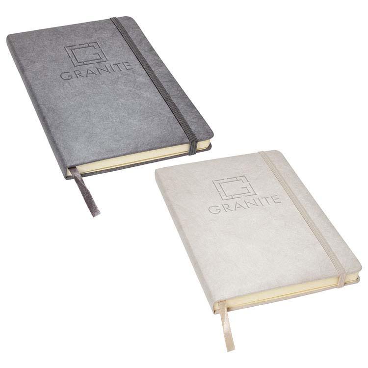 Carnet à couverture rigide Granite