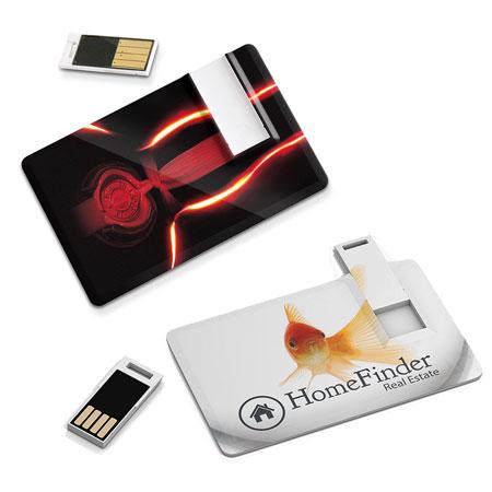 Carte USB coulissante