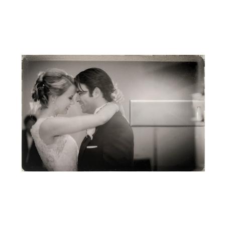 Carte USB pour mariage