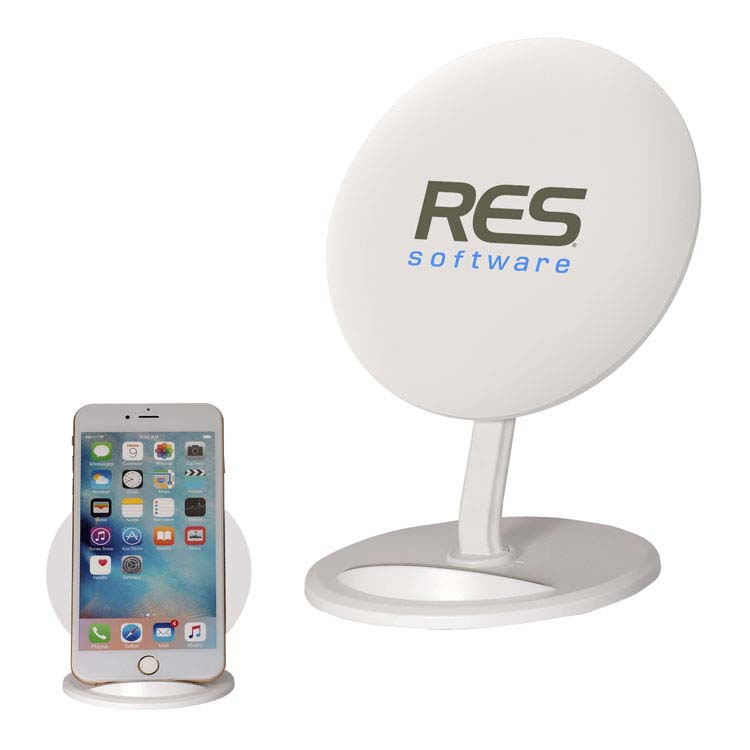 Chargeur et support de téléphone sans fil