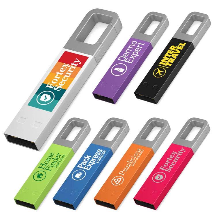 Clé USB Iron Hook en couleur