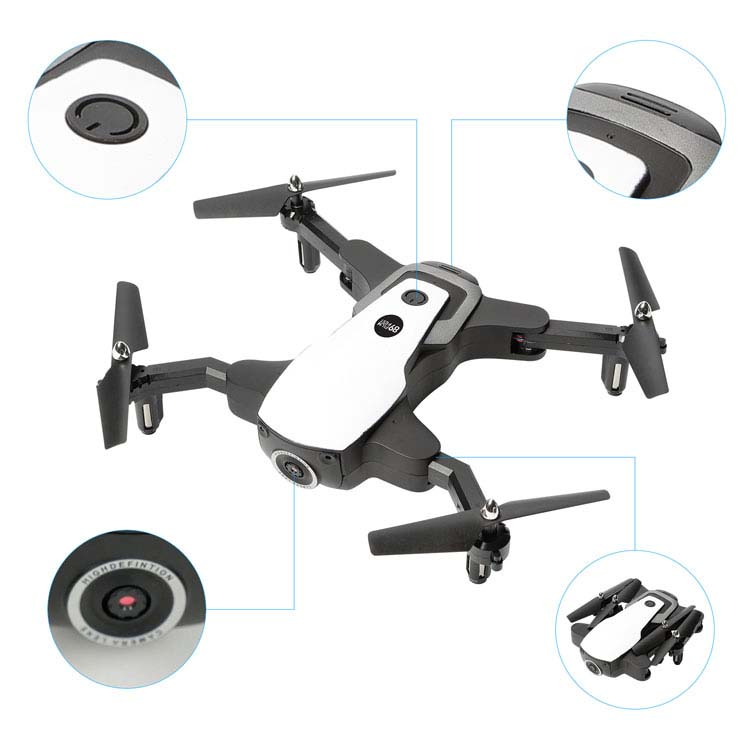 Drone pliable avec caméra Wifi #4