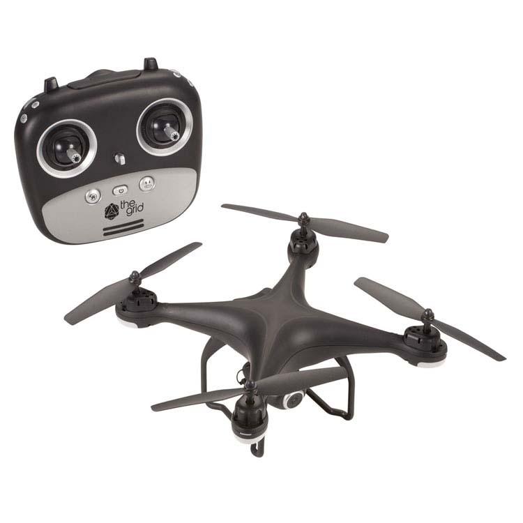 Drone télécommandé avec caméra et GPS #2
