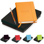 Tempest Pen and Neoskin Journal Gift Set